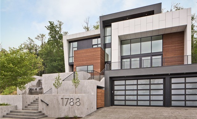 Issaquah Modern Homes