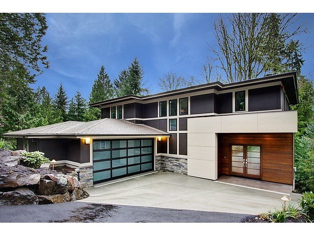 Fascinating Contemporary Houses Seattle Images Simple